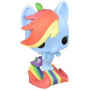 Funko Pop Mlp: My Little Movie-Rainbow Dash Sea Pony (Styles May Vary) Collectible Vinyl Figure