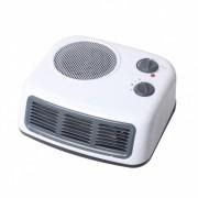 Вентилаторна печка с метален корпус ZEPHYR ZP 1970 T, 2000W, 3 степени, Отопление/Охлаждане, Сив