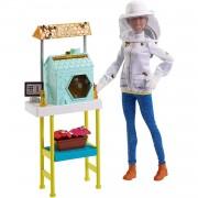 Barbie Quiero Ser Apicultora Muñeca Con Accesorio Mattel