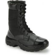 Benera JUMBO BLACK HIGH ANKLE BOOT Boots For Men(Black)