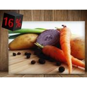 Egészséges táplálkozás - 25x35 cm - AKCIÓ!