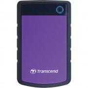 Transcend 2TB StoreJet 25 inch H3P harde schijf, Paars