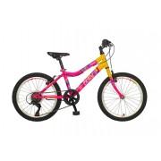 "Polar Seneca Dečiji bicikl 20"" Roze-žuta (B202S16180)"