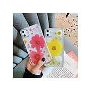 Coque Pour Apple iPhone 11 / iPhone 11 Pro / iPhone 11 Pro Max Motif Coque Fleur TPU