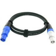 Cordial Power Twist Patch Cable 1,5