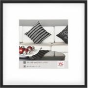 Walther Chair 30x30 Aluminium black AJ330B