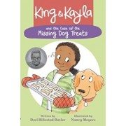 King & Kayla and the Case of the Missing Dog Treats, Paperback/Dori Hillestad Butler