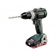 Metabo SB 18 LT BL Accuklopboormachine 18 V LiHD Incl. 2 accus, Incl. accessoires, Incl. koffer