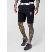 Sik Silk Taped Jersey Shorts Grey M
