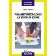 Fundamente metodologice ale stiintelor sociale
