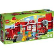 10593 Fire Station (Cutie putin deteriorata)