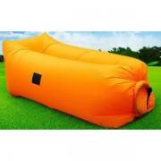 Nafukovací vak Sedco Sofair Pillow Shape oranžový