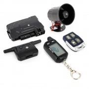 Alarma auto Carguard G2500, cu pornire motor