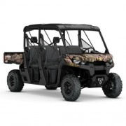 Can-Am Traxter MAX XT HD10 Camo 2017