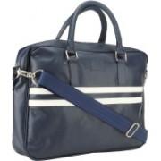 tZaro Laptop Messenger Bag(Blue)