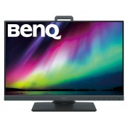 BenQ SW240 LED-monitor 61.2 cm (24.1 inch) Energielabel A+ (A++ - E) 1920 x 1200 pix Full-HD+ 5 ms HDMI, DisplayPort, DVI, Hoofdtelefoon (3.5 mm jackplug), USB