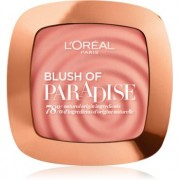 L'Oréal Paris Wake Up & Glow Melon Dollar Baby blush para todos os tipos de pele tom 03 Waternelon Addict 9 g