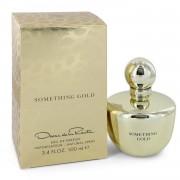 Something Gold by Oscar De La Renta Eau De Parfum Spray 3.4 oz