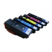 Epson 26XL промо пакет (BK,PBK,C,M,Y) 5бр.