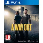 Electronic Arts A Way Out