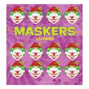 Lobbes Maskers: Clowns