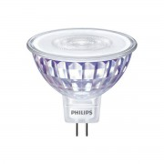 Philips Päronlampa LED 5,5W (460lm/35W) Dimbar 36° GU5,3 - Philips
