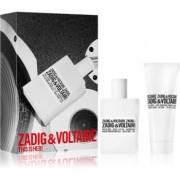 Zadig & Voltaire This Is Her! lote de regalo VI. eau de parfum 50 ml + leche corporal 75 ml