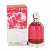 Halloween Freesia by Jesus Del Pozo Eau De Toilette Spray 3.4 oz for Women
