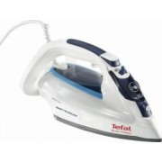 Fier de calcat Tefal Smart Protect FV4980E0 2600W sistem antipicurare oprire automata Alb-Albastru