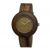 Earth Ew1404 Ligna Unisex Watch