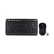 KBD, A4 3300N, Desktop, Wireless, Mini, V-Track PADLESS