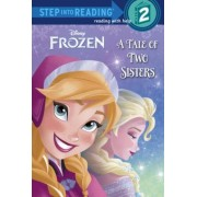 Frozen: A Tale of Two Sisters, Paperback