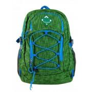 Velký batoh NEWBERRY do města / do školy HL0911 trávově zelený