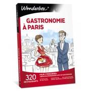 Wonderbox Coffret cadeau Gastronomie à Paris - Wonderbox