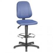 Hoge werkplaatsstoel Bimos Unitec