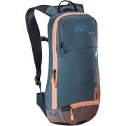 Evoc CC 6 L Team + 2 L Bladder Mochila Azul/Laranja único tamanho