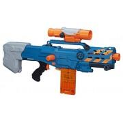 Nerf Zombie Strike CS-12 Longshot Toy for Kids(Multicolour)