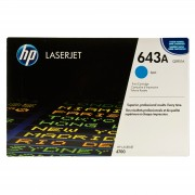 Консуматив HP 643A Q5951A Color LaserJet Print Cartridge (Cyan)