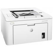 Imprimanta laser alb/negru HP LaserJet Pro M203dw, A4, 28 ppm, Duplex, Retea, Wireless + Antivirus BitDefender Plus 2018, 1 PC, 1 an, Licenta noua, Scratch Card