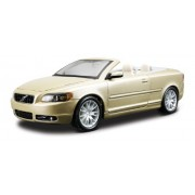 Bburago 1:24 Scale Volvo C70 Cabriolet Diecast Vehicle (Colors May Vary)