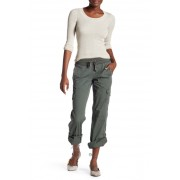 SUPPLIES BY UNION BAY Lilah Rolled Cargo Pants FATIGUE GR