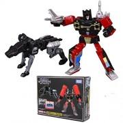 Transformers TAKARA TOMY Masterpiece MP-15 RUMBLE & JAGUAR CASSETTES New KO
