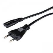 Захранващ кабел за касетофон, лаптоп- 1.5м, HAMA-42141