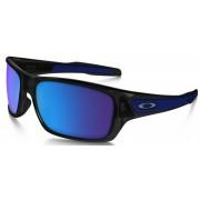 Oakley Turbine XS Cykelglasögon blå/svart 2019 Solglasögon