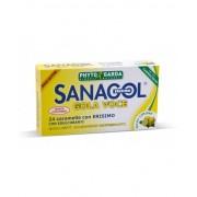 Phyto Garda Srl Phyto Garda Sanagol Gola Voce Senza Zucchero Limone 24 Caramele