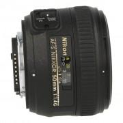 Nikon AF-S Nikkor 50mm 1:1.4G Schwarz