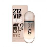 Carolina Herrera 212 VIP Rosé eau de parfum 80 ml donna