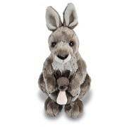 """Wild Republic 12"""" Cuddlekins Kangaroo"""