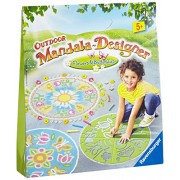 Ravensburger Outdoor Mandala-Designer Flowers and Butterflies Kit