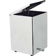TRES - Nášlapný odpadkový koš 180x180x250 mm (10763627) Tres